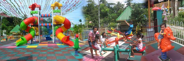 Bet 'n Choy Outdoor Playground