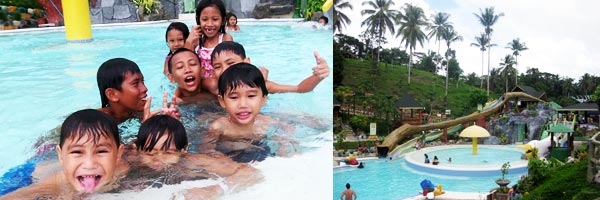 Bet 'n Choy Farms Swimming Pool