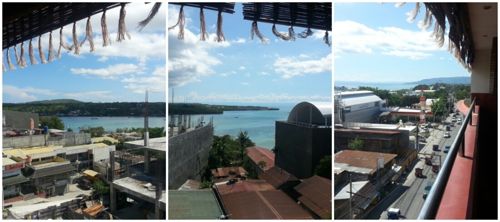 View from Gerry's Grill Tagbilaran
