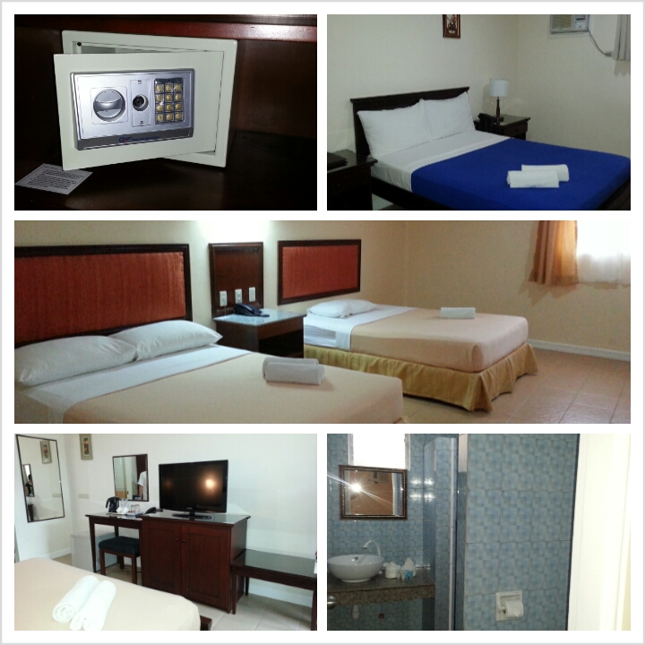 Panglao Regents Park - Rooms and Amenities